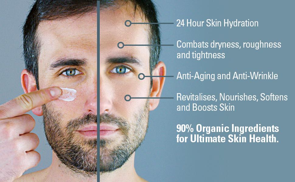 The Benefits of Gnarly Joe Revitalising Face Cream for Men