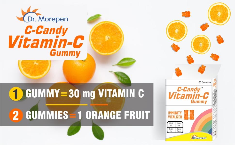 vitamin c gummy gummies