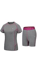 Women's Short Underwear Set