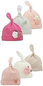 Winter Caps newborn preemie baby hat cotton hat