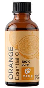 orange essential oil maple holistics