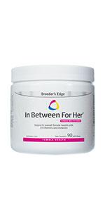 female dog supplement