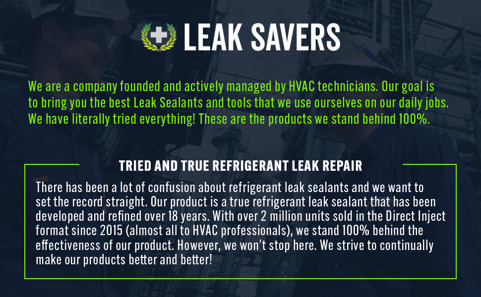 Leak Saver