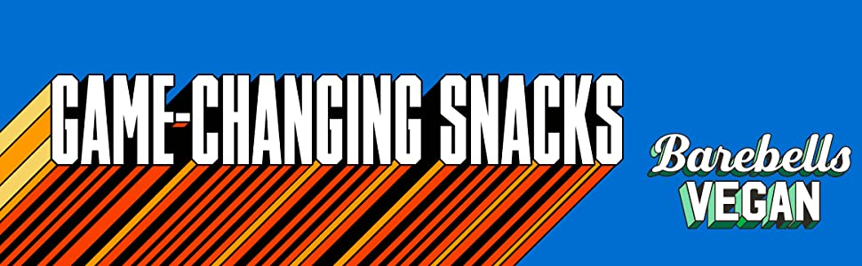 game changing snacks