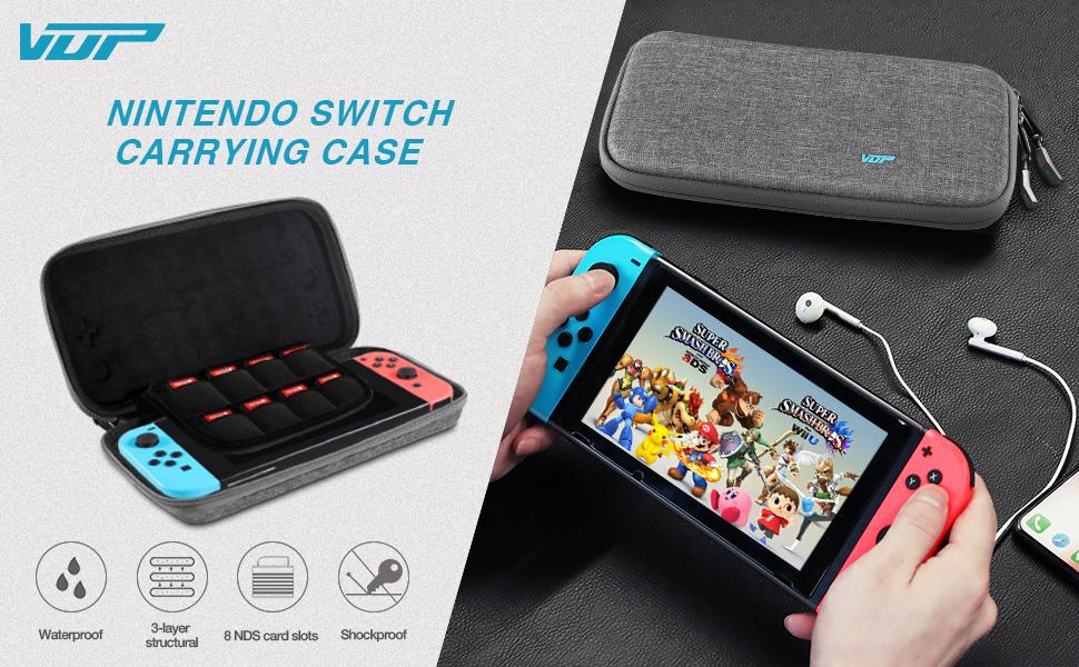 nintendo switch small case,nintendo switch carrying case slim,small nintendo switch case
