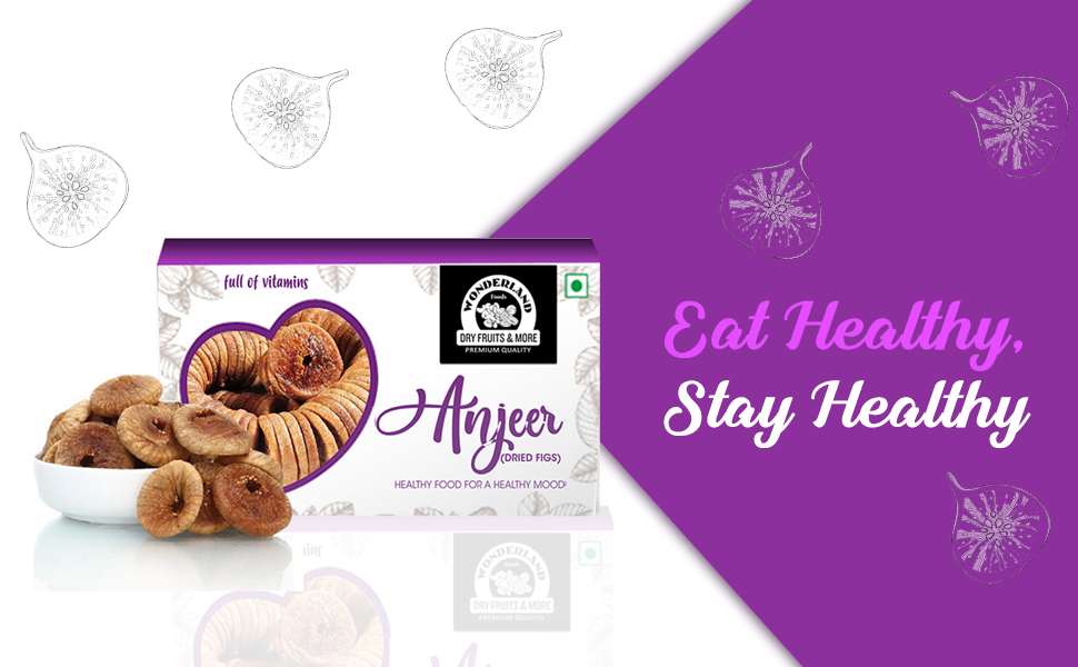 Anjeer Dried figs
