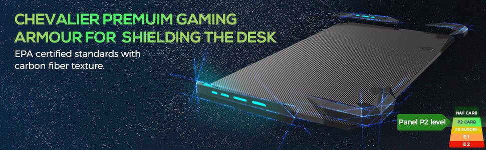 pc gaming desk