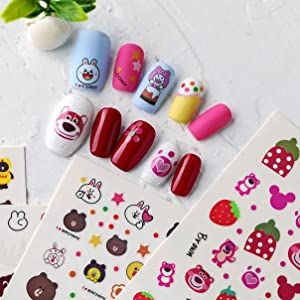 water transfer paper for nail art