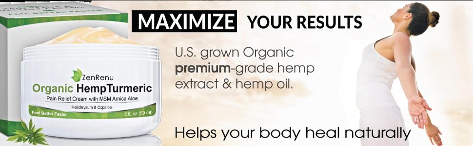 zenrenu organic hemp