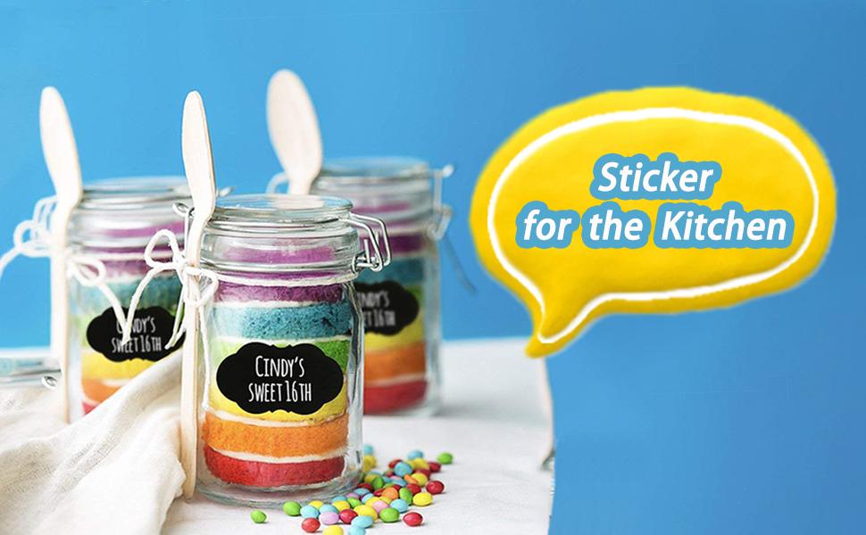 labels for jars