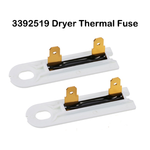 [SCHEMATICS_44OR]  Amazon.com: 3392519 Dryer Thermal Fuse Thermofuse Replacement Part  Compatible for Whirlpool, Kenmore, KitchenAid, Roper,Admiral, Estate, Inglis,  Crosley, Maytag, Amana, Magic Chef- PACK OF 2: Home Improvement | Inglis Dryer Fuse Box |  | Amazon.com
