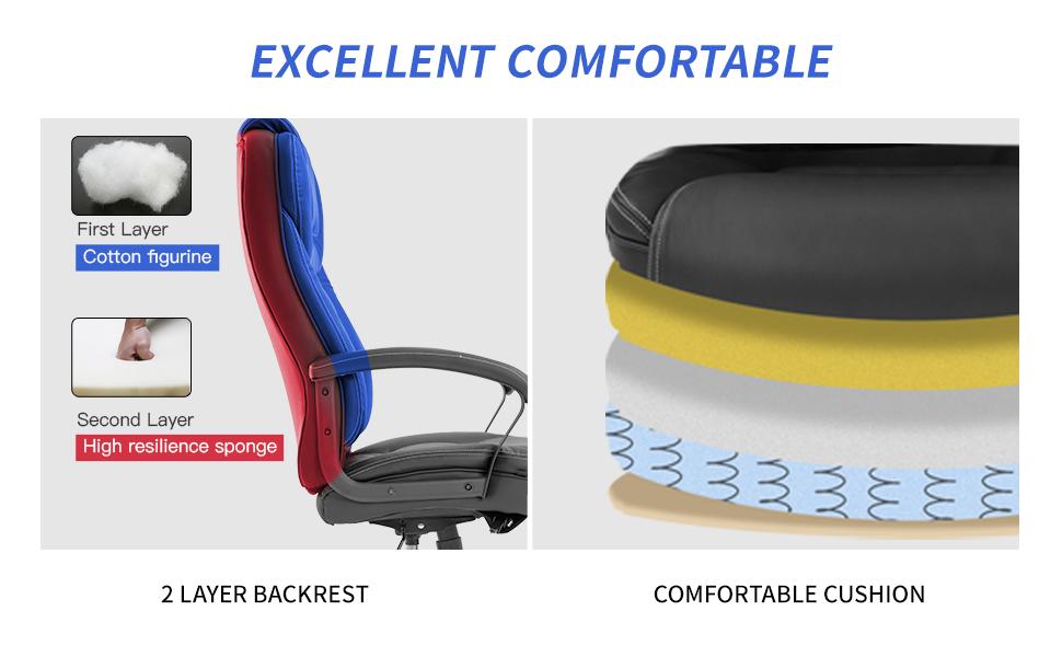 Ergonomic Desk Chair4