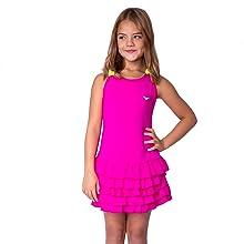 Girls Pink Tennis dress