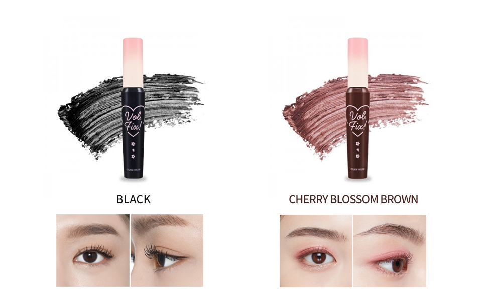 Lash Perm Volume Fix Mascara [Heart Blossom]