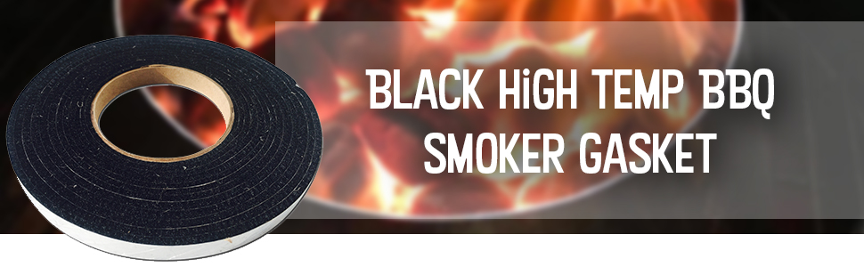 smoker, bbq, gasket, grill, lavalock, barbecue, tape, traegar, outdoor, sealer, grilling, fireproof
