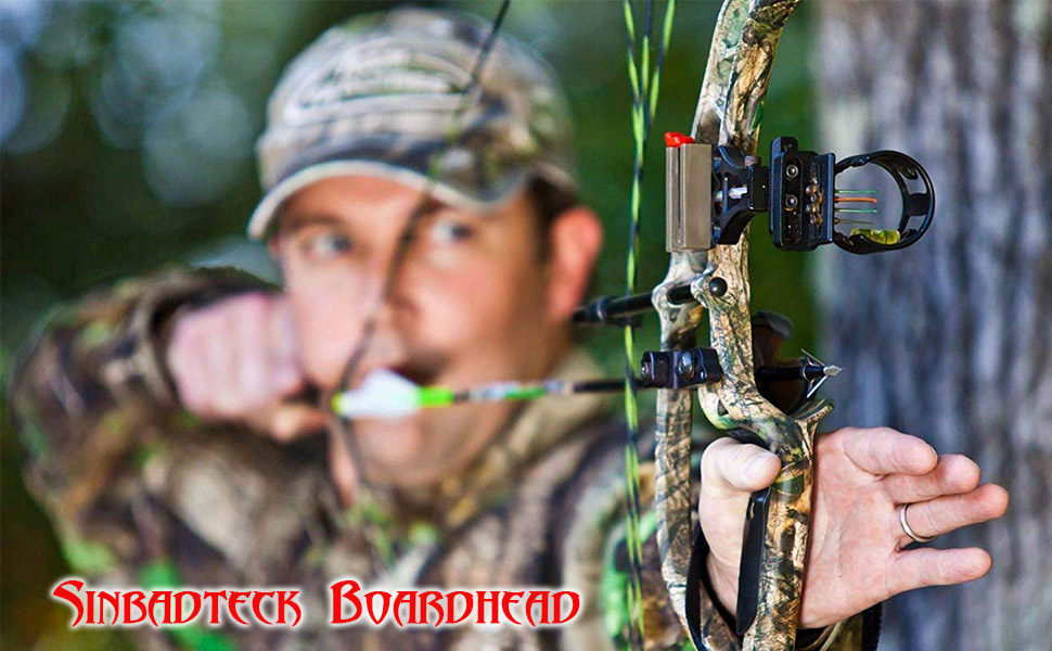 Sinbadteck Huntting Broadhead Archery Broadheads