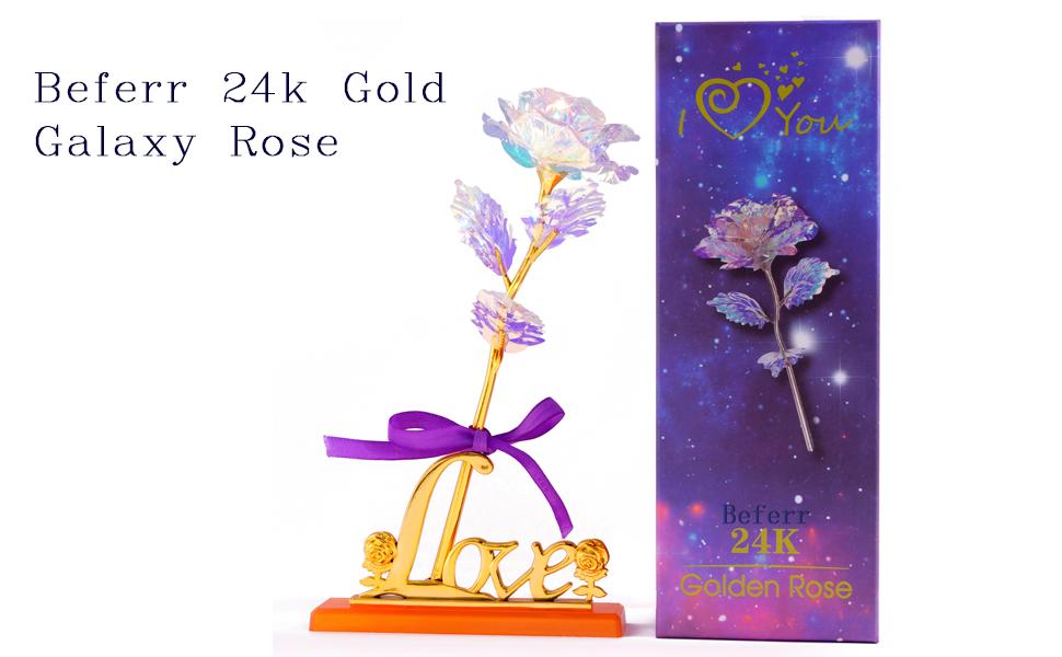 24k rose