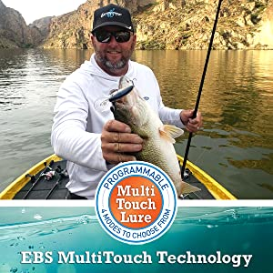 Livingston Lures - Programmable Multi Touch Lure