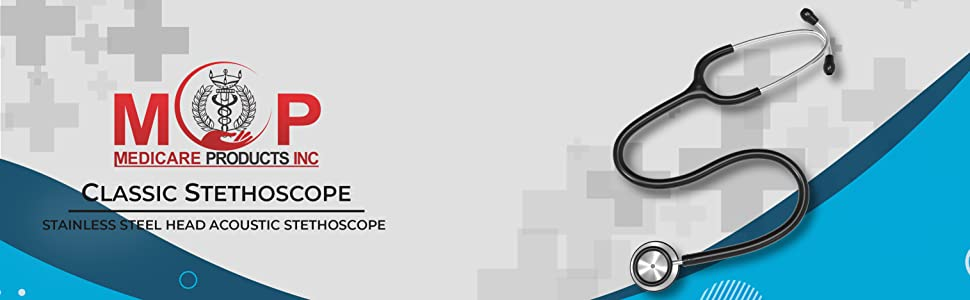 mcp stethoscope for doctors medical students nurses stethoscopes