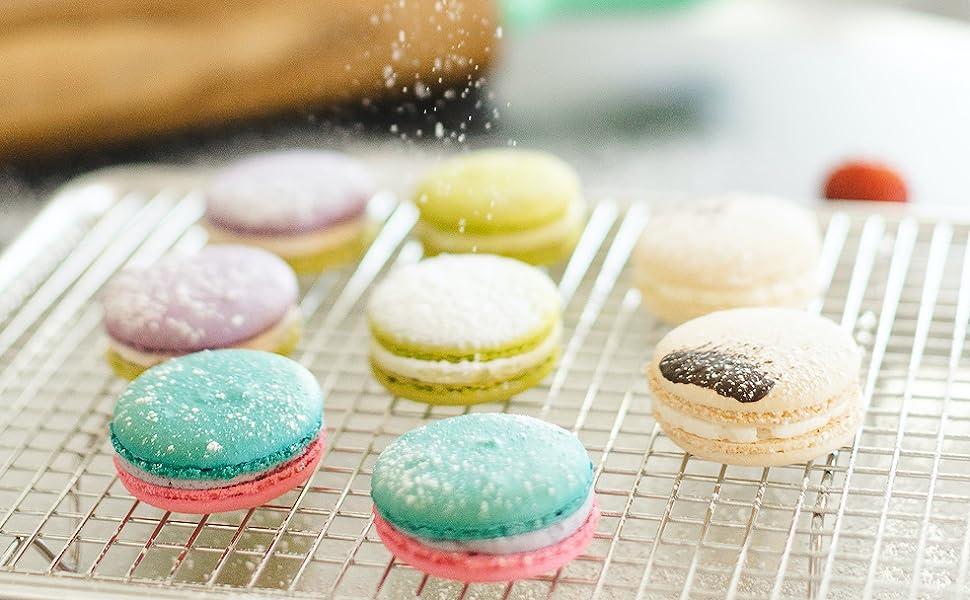 cooling rack, baking rack, cookie cooling rack, cake rack, pastry rack, brownie rack, cupcake rack