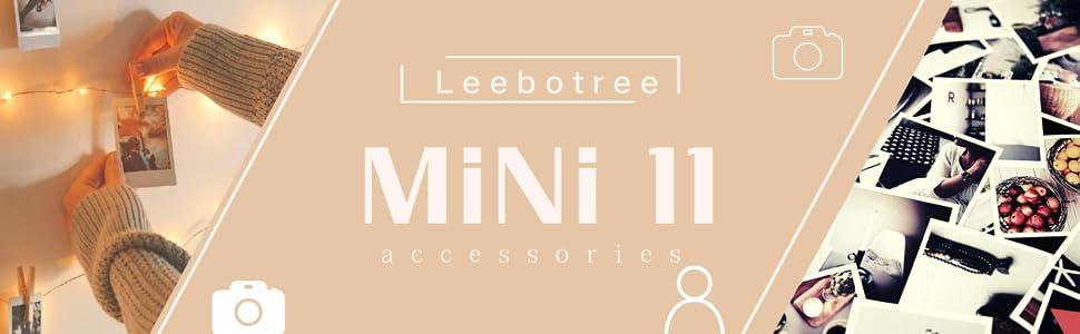 fujifilm instax mini 11,instax mini 11 accessories,instax mini 11 case,instax mini 11 bundle