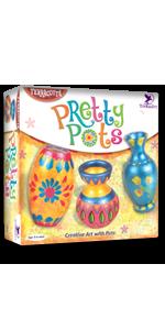 39411 - Pretty Pots