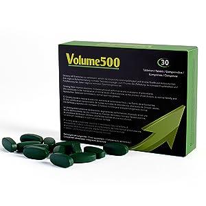 Aumento de esperma - 2 Volume500: Pastillas para aumentar la ...