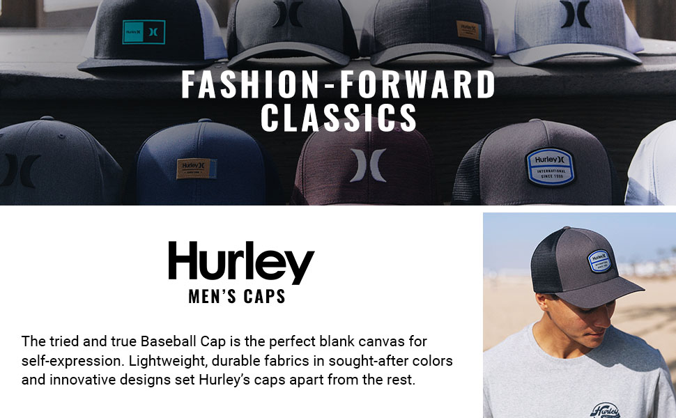 The tried and true Baseball Cap is the perfect blank canvas for self-expression.
