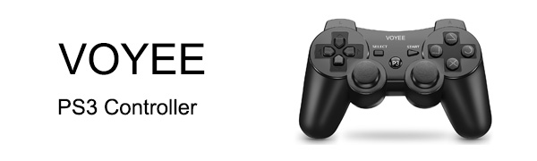 VOYEE PS3 WIRELESS CONTROLLER