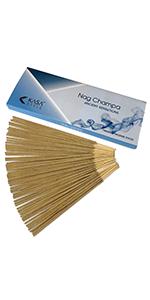 Nag Champa Natural Incense Sticks Low Burning