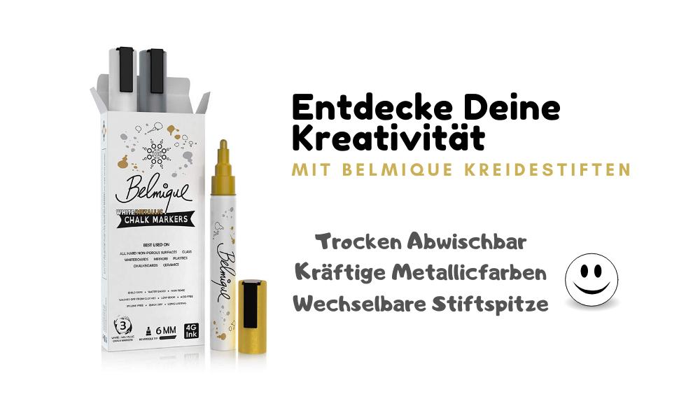 kreidestifte-gold silber metallic kreidestift-gold kreidestift-staubfrei staubfrei goldfarben