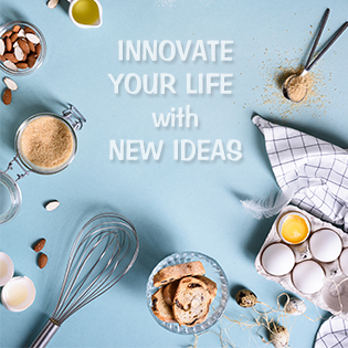innovate your life with new ideas