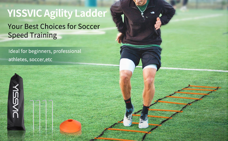 Agility Ladder and Cones