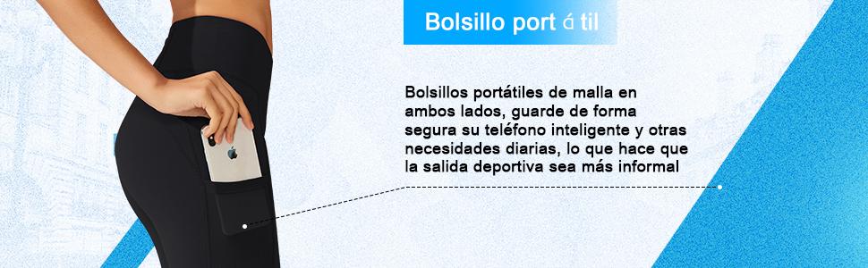 Bolsillo portátil