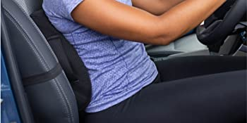 Car Seat Lumbar Cushion Pillow Back Pain Relief