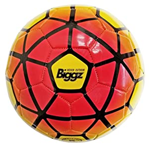 Biggz soccer ball durable