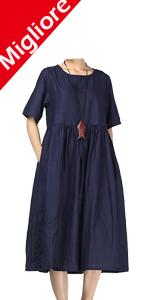 Donna Estate Vestito