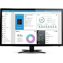 UI, TrueNAS, Performance, Dashboard, Storage, Network Attached Storage