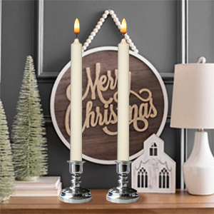 Christmas Flameless Window Candles