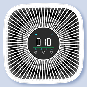 Air purifiers with uvc light