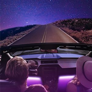 car led strip lights interior