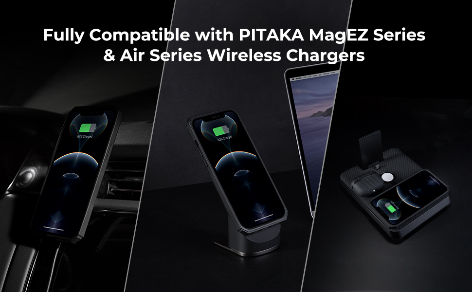 pitaka mage case for 2020 iphone 12 pro max