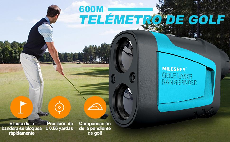 Telémetro de golf