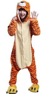 Tiger Pajama