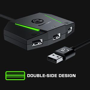 Special design USB plug