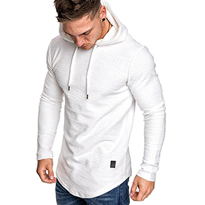 Men's Muscle T-Shirt Gym Tee Short Sleeve Fashion Workout Shirts Hipster Shirt