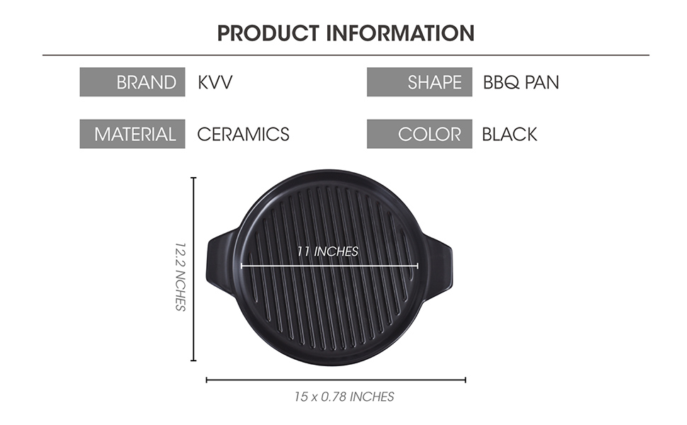 CERAMICS STONEWARE: fireproof excellent heat conduction, Heats quickly and evenly.