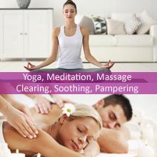 OZRO essential oils for yoga studio, meditation and massage centre