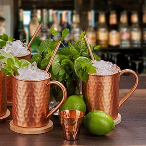 B07DWDB192_copper mugs moscow mule set of 4