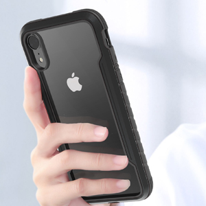clear iPhone XR case XR iPhone case